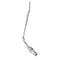 Audio Technica Cardiod Hanging Microphone - White