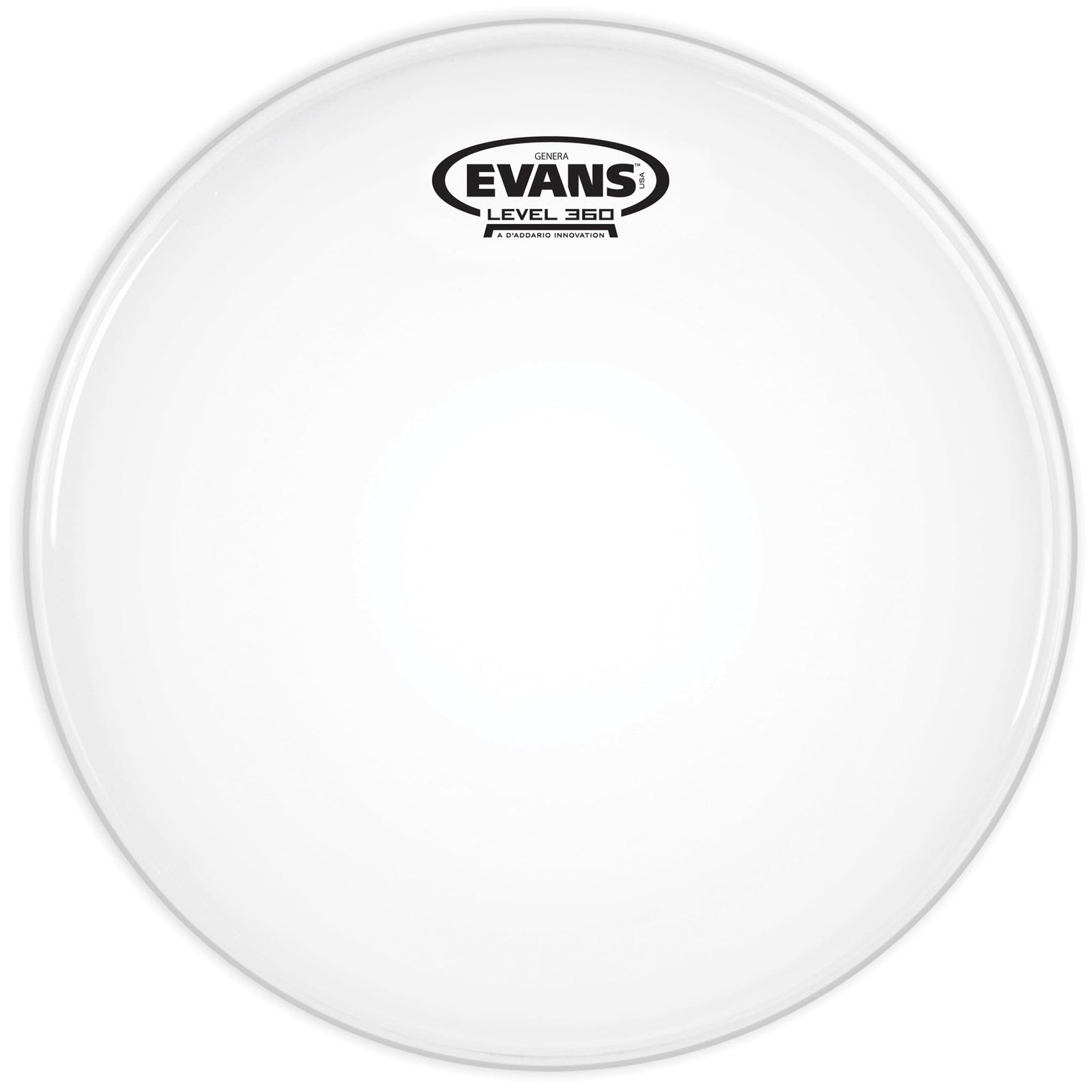 "Evans 14"" Coated Genera Snare Head"