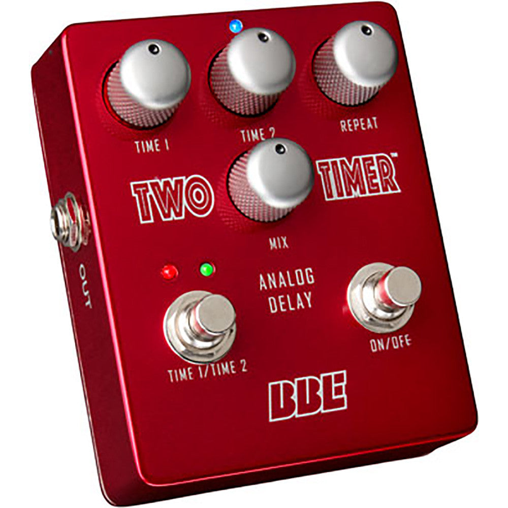 BBE Two Timer Dual-Mode Analog Delay Pedal