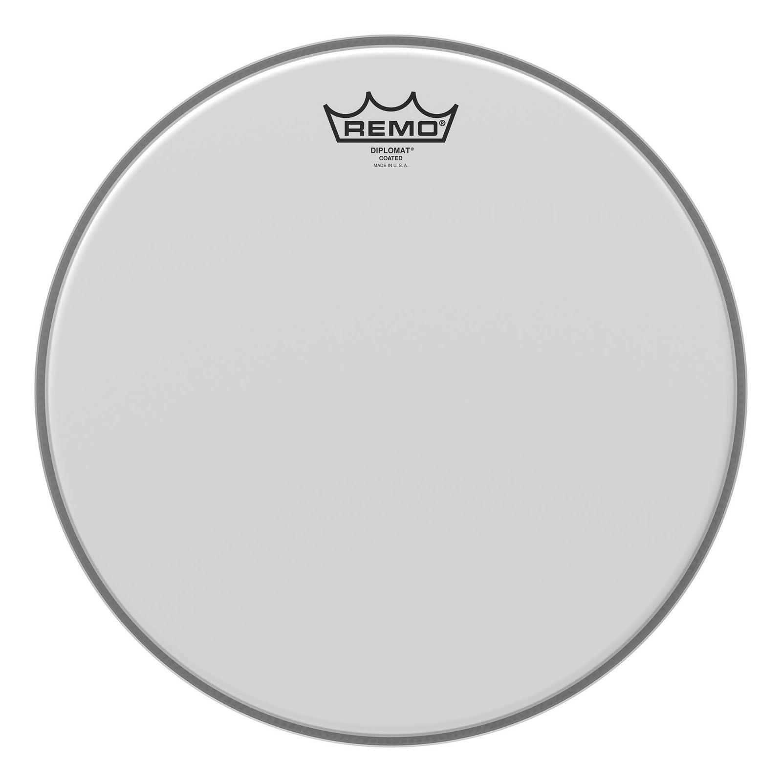 "Remo 13"" Coated Diplomat"