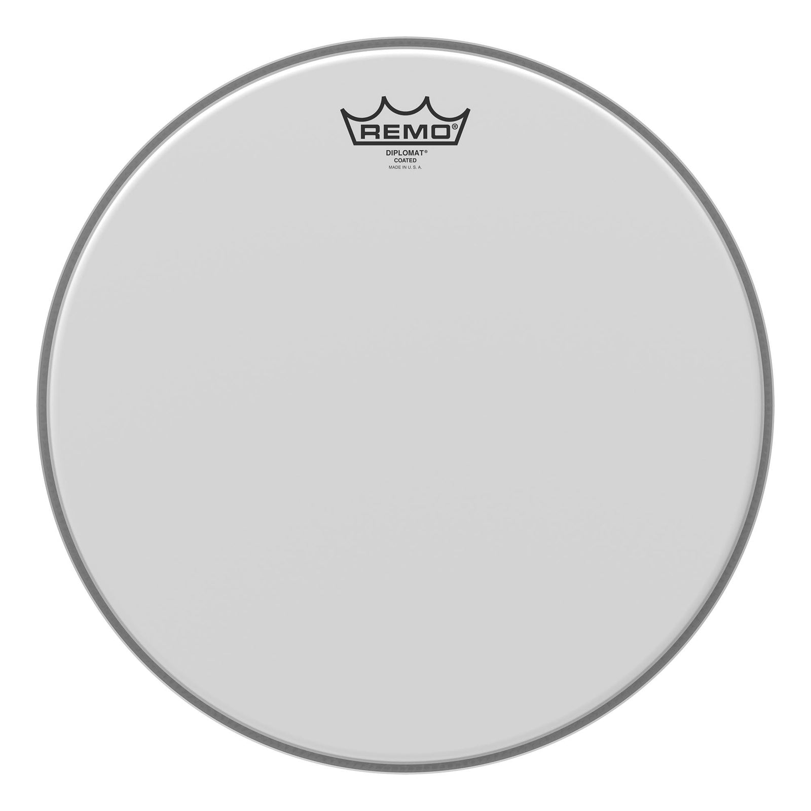 "Remo 14"" Coated Diplomat"