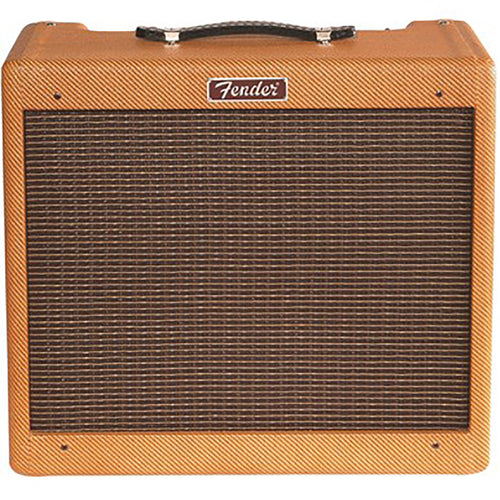 Fender Blues Junior Laquered Tweed - 120V