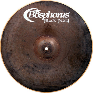 "Bosphorus 17"" Black Pearl Crash - 1080G"