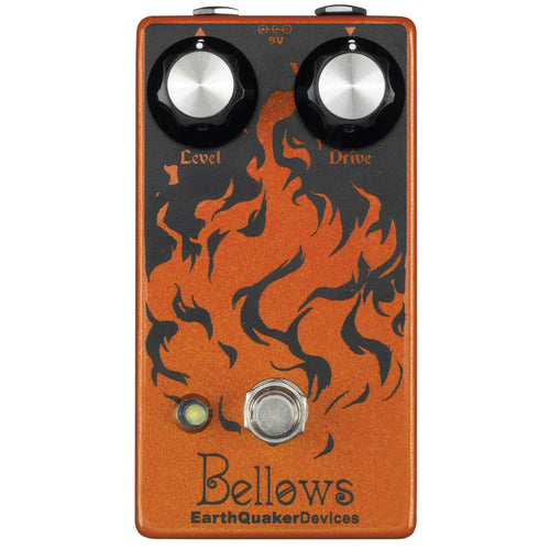 Earthquaker Bellows Fuzzdriver