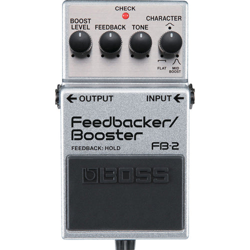 Boss Fb-2 Feedbacker / Booster Pedal