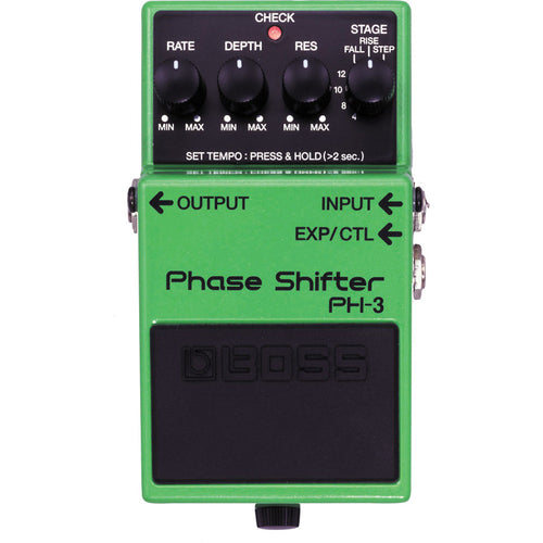 Boss Ph-3 Digital Phaser Pedal
