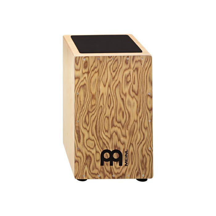 Meinl Pickup Cajon With Makah-Burl Wood Frontplate