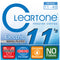 Cleartone .011-.048 Medium Electric Guitar Strings