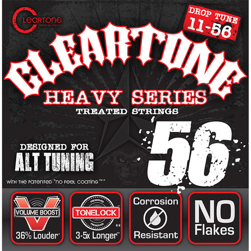 Cleartone Monster Series Electric Drop D 11-56