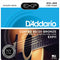 Daddario 12-53 Coated 80/20 Bronze Acoustic Strings