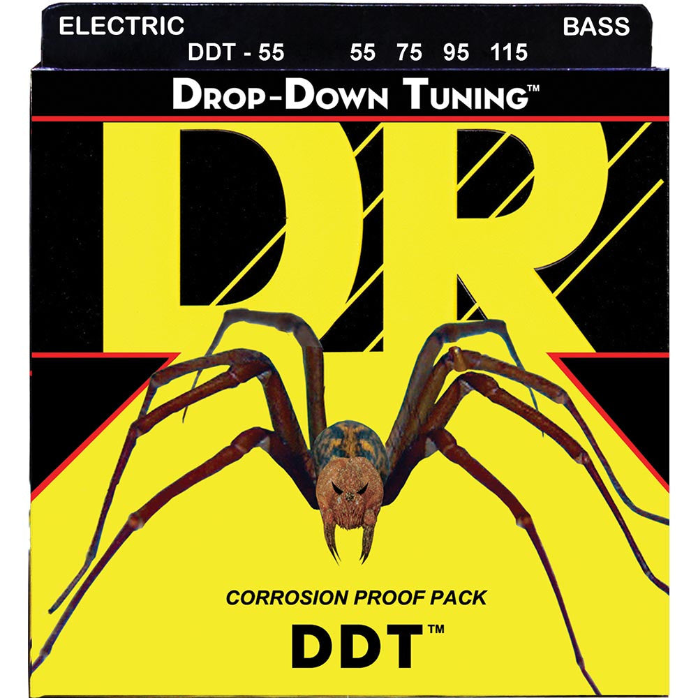 DR Drop Down Tuning Bass 55-115