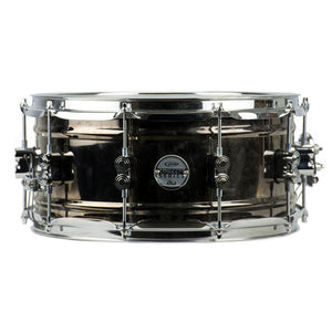 "Pacific 6.5x14"" Black Nickel Over Steel Snare - Used"