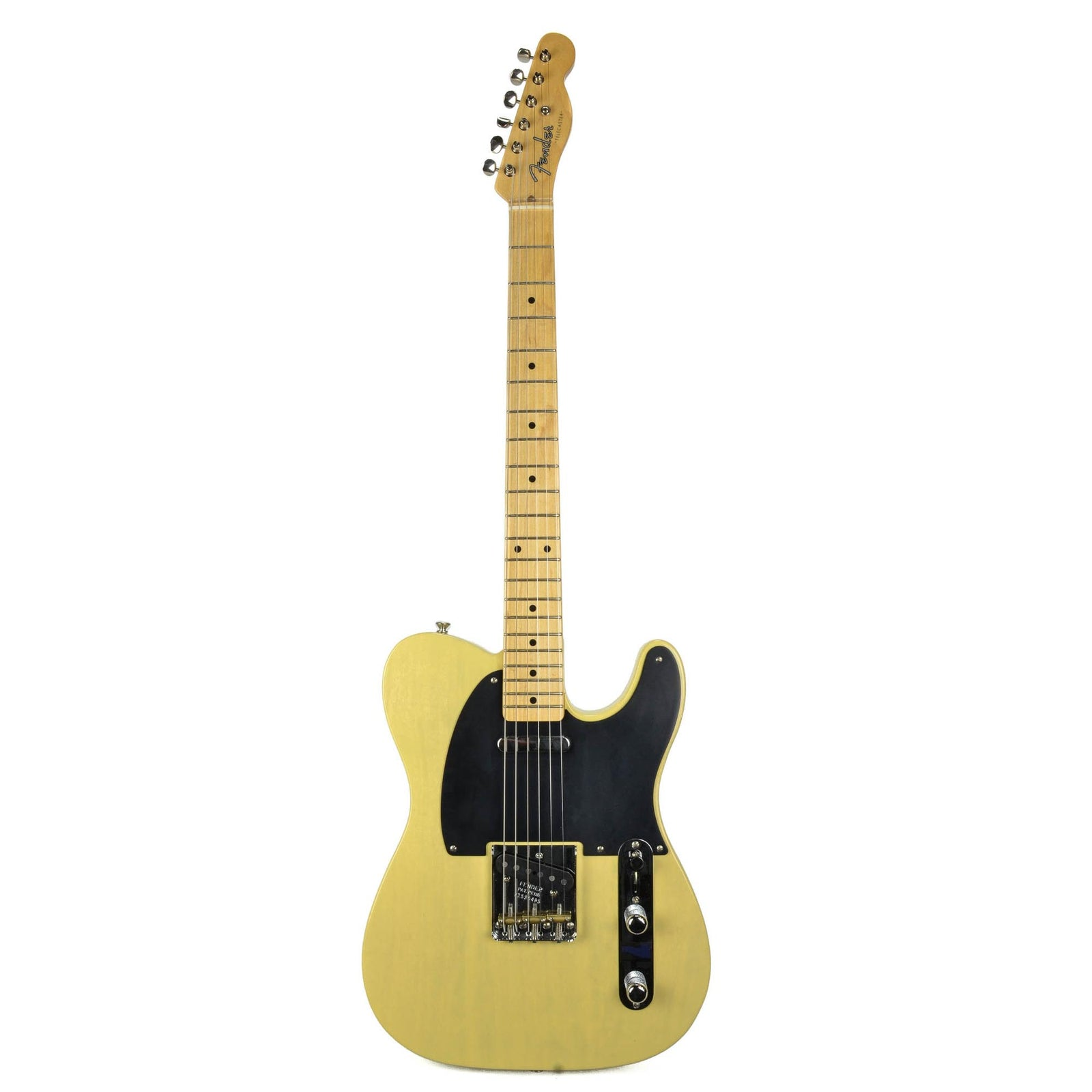 Fender Limited Edition 10 For 15 '52 Korina Telecaster - Used