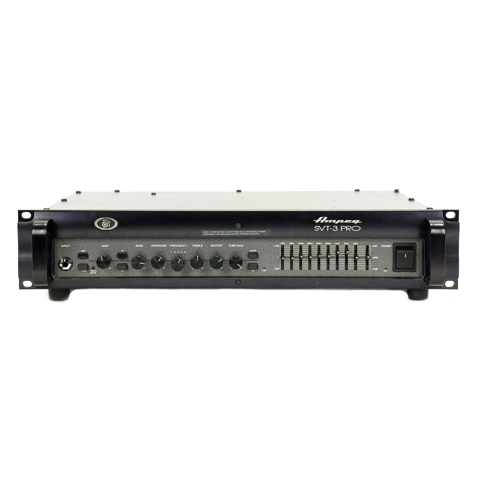 Ampeg SVT3 Pro Bass Head - Used