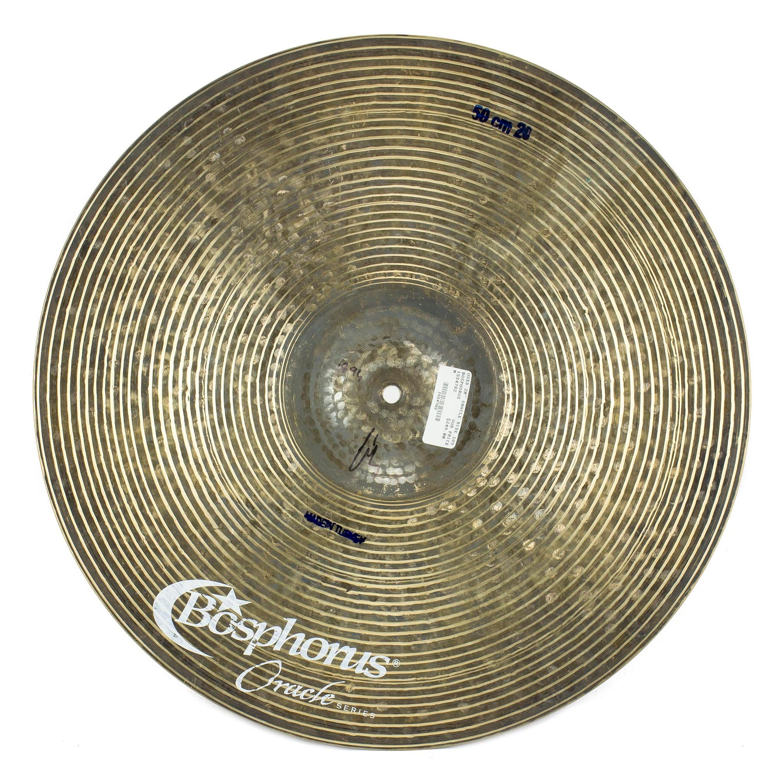 "Bosphorus 20"" Oracle Ride 1894G - Used"