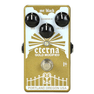 Mr Black Eterna Reverb - Used