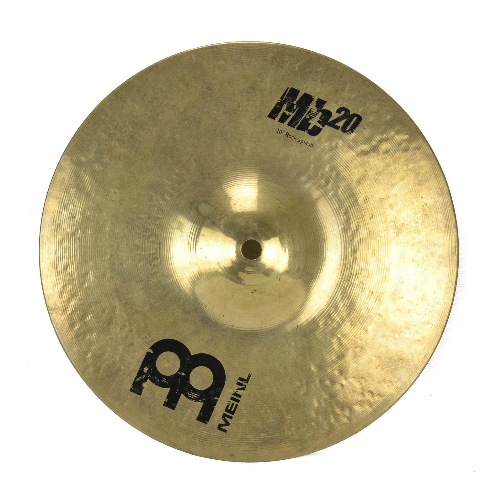 "Meinl 10"" MB20 Rock Splash - Used"