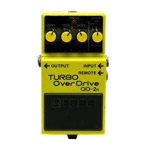 Boss OD-2R Turbo Overdrive - Used