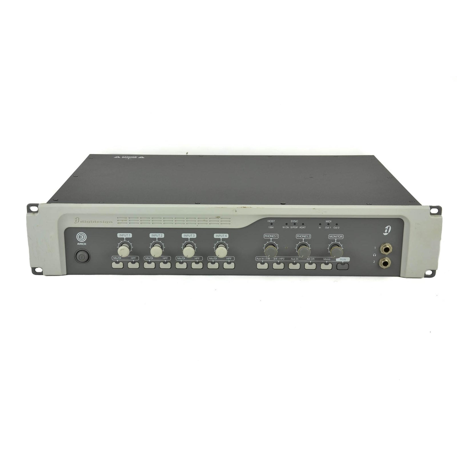 Digidesign Digi003 Rack - I/O Only - Used