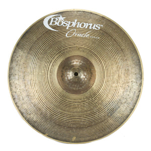 "Bosphorus 16"" Oracle Crash 980G - Used"