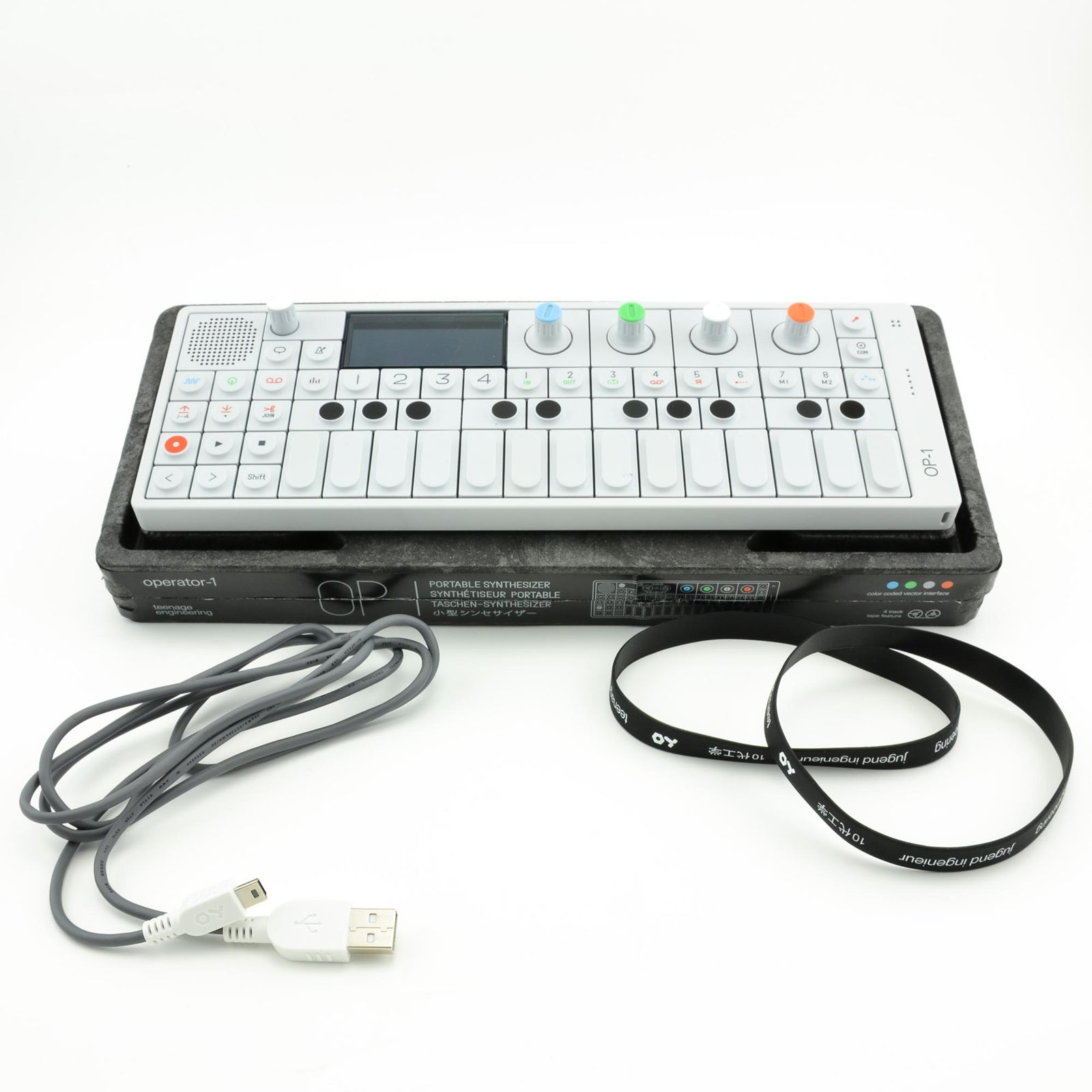 Teenage Engineering OP-1 Portable Synthesizer - Image: 8