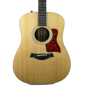 Taylor 210E-DLX Dreadnought Acoustic/Electric - Natural - Used