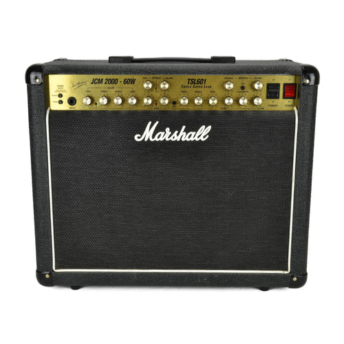 Marshall TSL601 1x12 Combo With Footswitch - Used