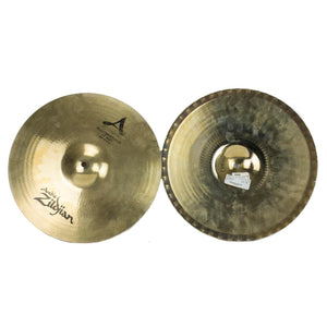 "Zildjian 14"" A Custom Mastersound Hi Hats - Used"