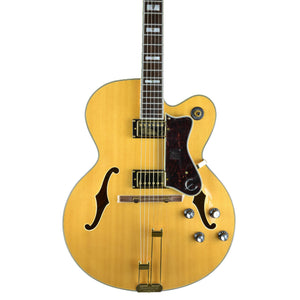 Epiphone Broadway - Natural - Gold Hardware - Used