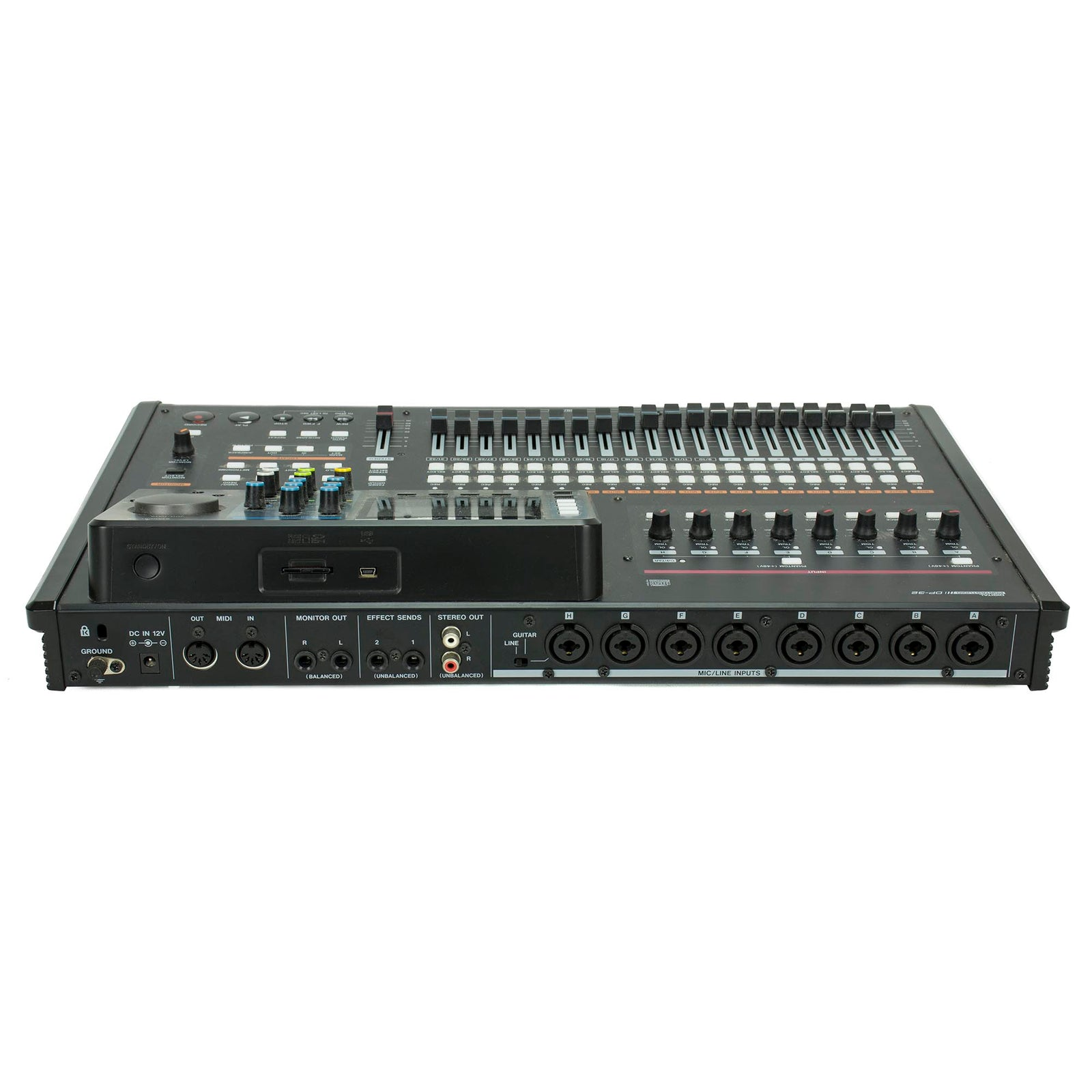 Tascam DP-32 Digital Multi-Track Recorder With CD Burner - Used