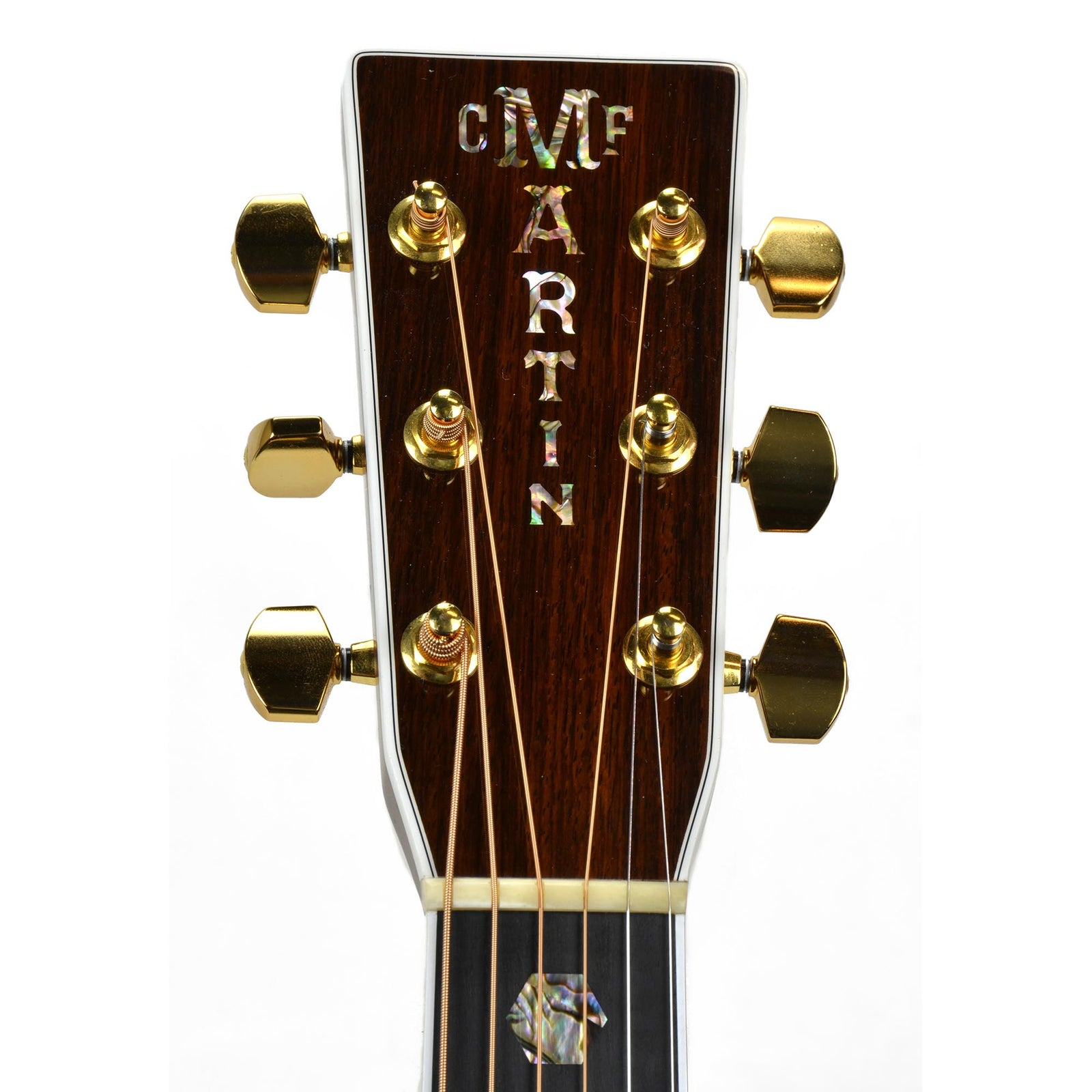 Martin D-41 With Fishman Matrix Infinity - Used