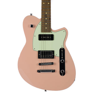 Reverend Double Agent OG Orchid Pink Russo Music Exclusive