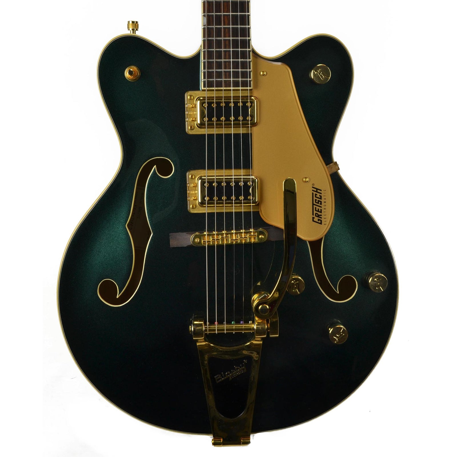 Gretsch G5422TG Limited Edition - Cadillac Green - Used