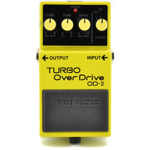 Boss OD-2 Turbo Overdrive - Used