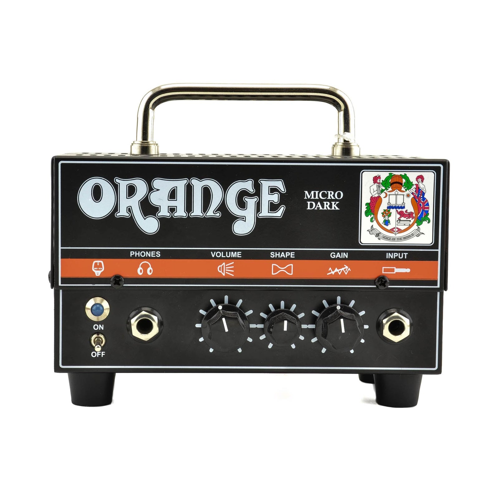 Orange Micro Dark 20 Watt Hybrid Head - Used