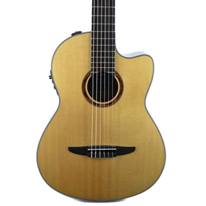 Yamaha NCX700 Classical Cutaway Acoustic Electric - Used
