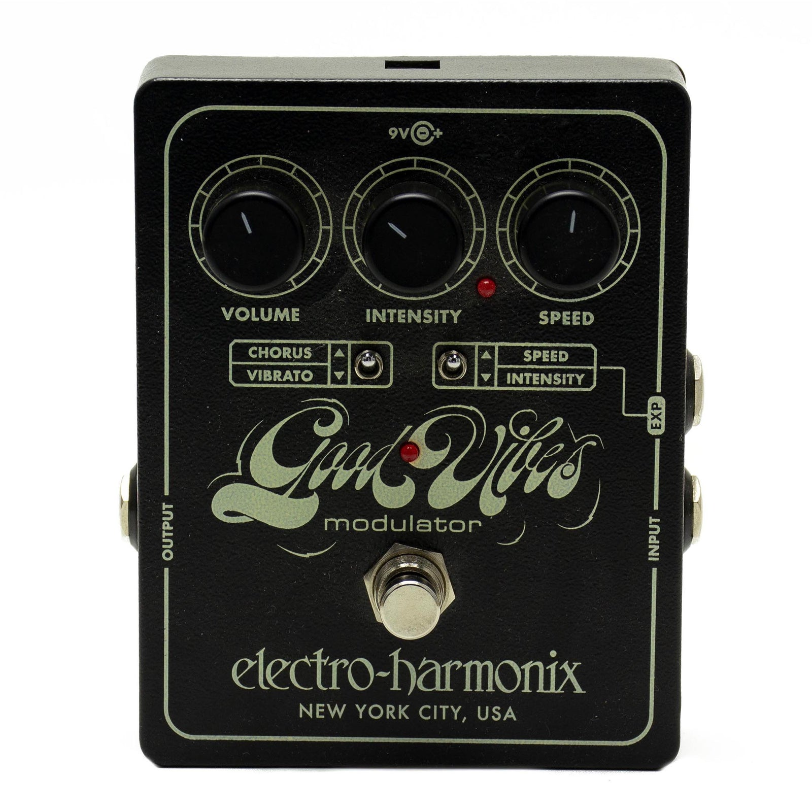 Electro Harmonix Good Vibes Modulator - Used