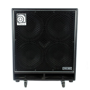 "Ampeg 4-10"" Speaker Cabinet - Neodymium Loaded - 850W RMS - Used"