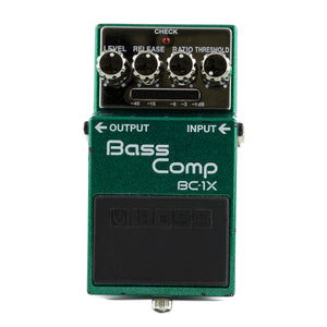 Boss BC1X Bass Compressor - Used