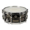 Tama 14x6 Starphonic Steel Black Nickel Snare - Used