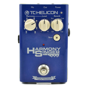 TC Electronic Harmony Singer Guitar Controlled Vocal Harmony - Used