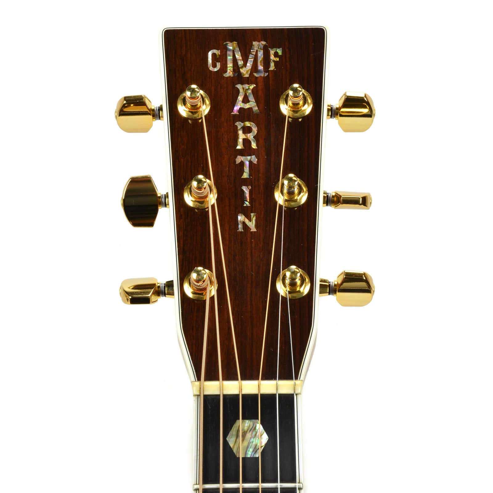Martin J-40 With Trance Audio Amulet Pickup - Used
