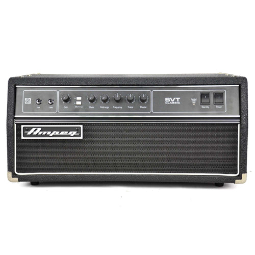 Ampeg Svt-Cl Classic Series Tube Head 300W