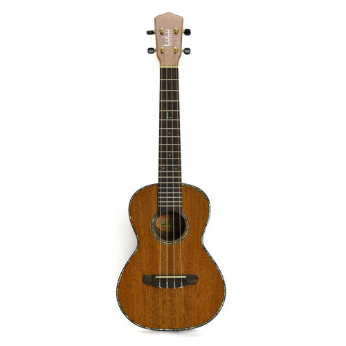 Lulu T1A Tenor Ukulele Solid Mahogany - With Hard Shell Case -Used