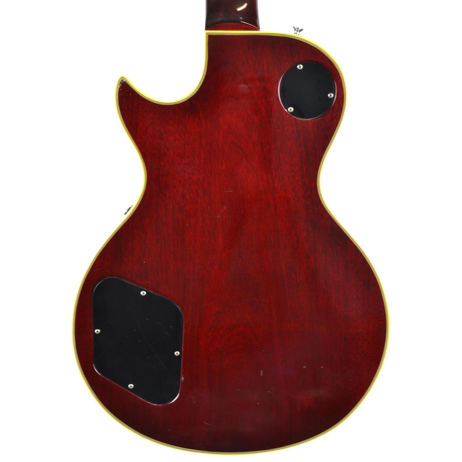 Gibson Custom Les Paul 1980 - Wine Red - Used