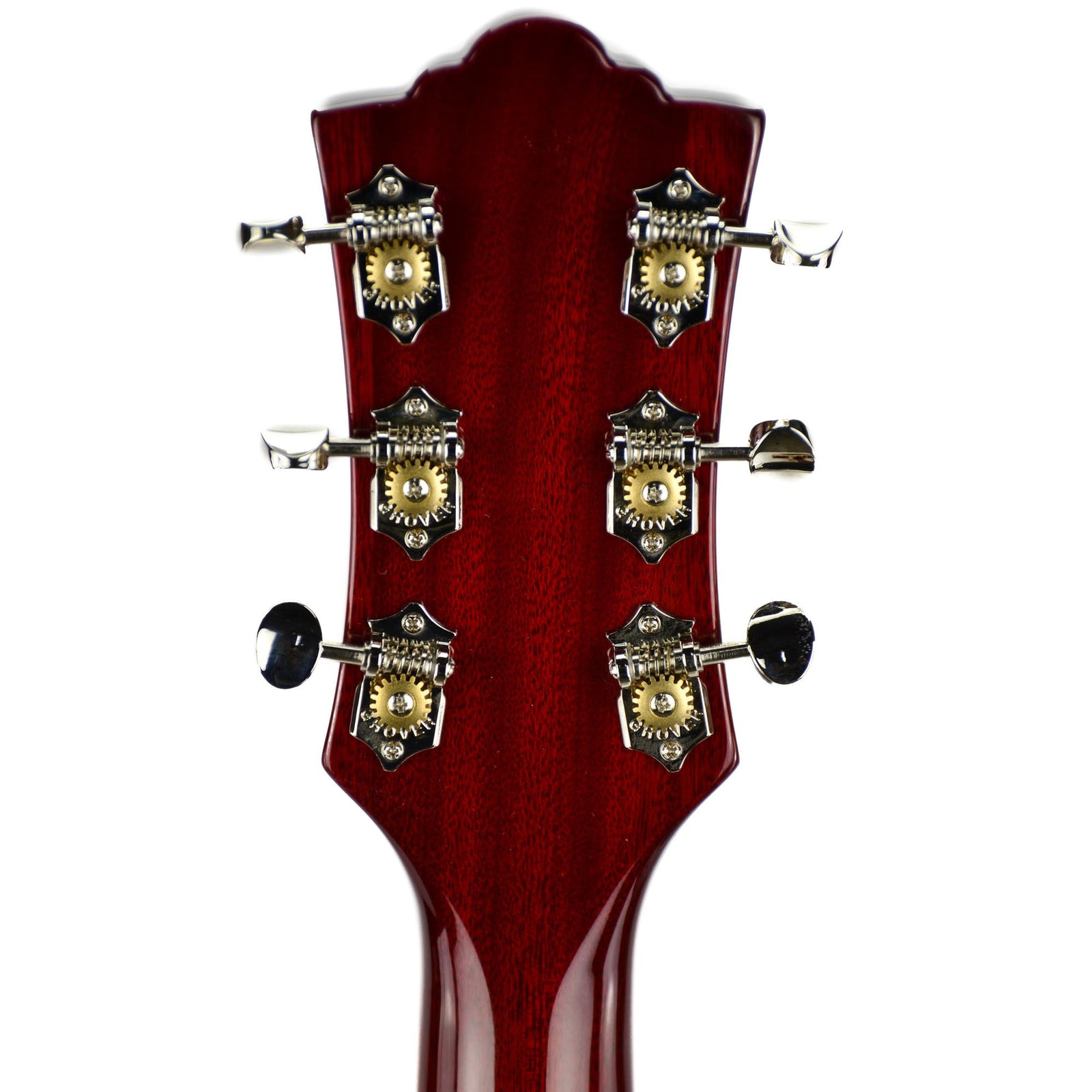 Guild Newark Street Starfire 3 With Bigsby - Cherry Red