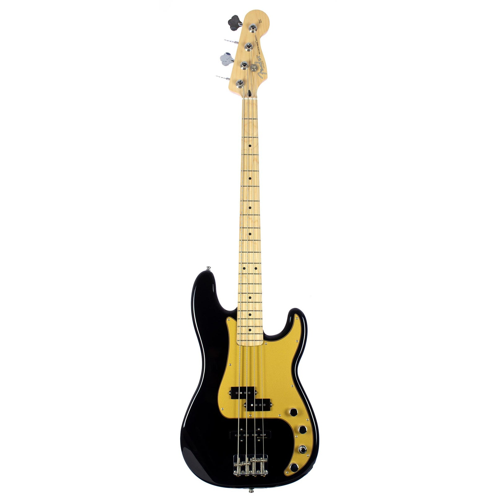 Fender Deluxe P-Bass Special Black With Bag - Used