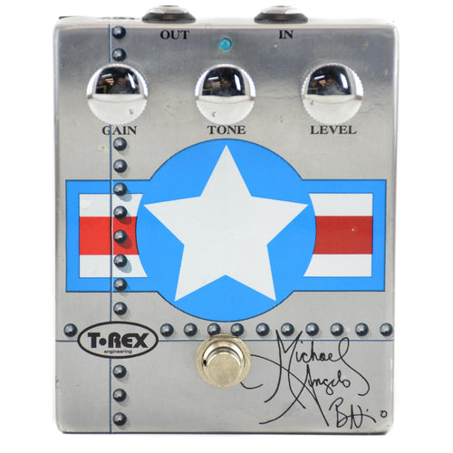 Used T Rex Mab Michael Angelo Batio Overdrive