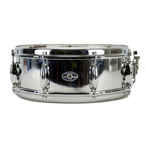 "Slingerland 5x14"" Chrome Over Steel Snare - Used"