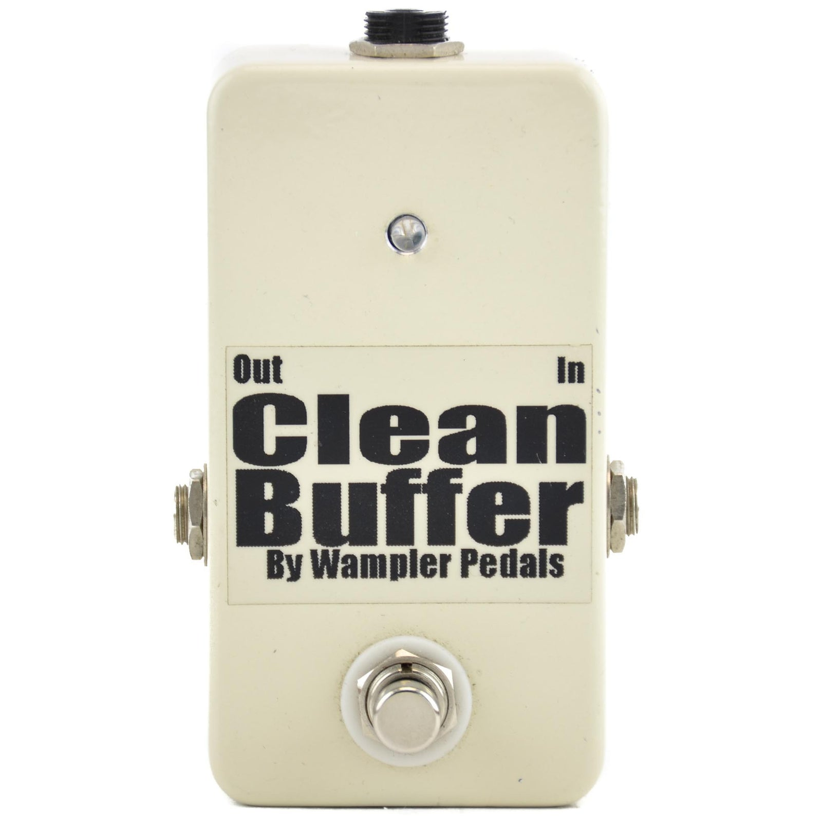 Used Wampler Clean Buffer